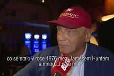 Exkluzivní rozhovor s Niki Laudou