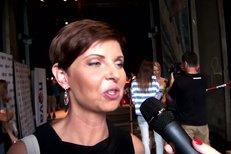 Markéta Fialová o jejím vztahu k televizi.