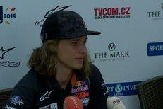 Karel Hanika: Nadaný motocyklový závodník