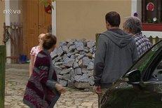 První scéna Hany Holišové v Ulici.