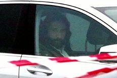 Oscarový Adrien Brody v Česku! Víme co tu dělá!