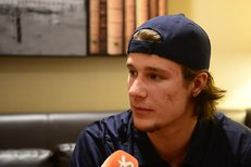 Rozhovor s Pavlem Zachou před utkáním s Dánskem.