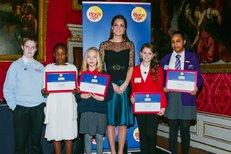 Vévodkyně Kate promluvila na videu o psychických problémech dětí