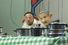 Jak Ovčáček s Mynářem pekli dort