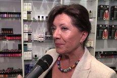 Marie Rottrová: Těším se, až si koupím novou sekačku