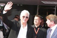Richard Gere na červeném koberci ve Varech: Dav šílel!