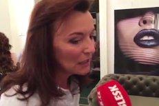 Návrhářka Beata Rajská se chystá na slavnostní večer. Vybrala si šaty své, nebo od konkurence?