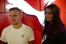Fotbalista Hora má doma nejkrásnější ženu Česka: Žárlím jako každý chlap!
