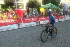 Královskou etapu Czech Cycling Tour ovládl Leopold König