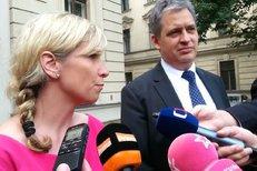 Valachová a Dientsbier: Ministři podpořili výzvu proti xenofobii