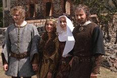 Exmilenci Hádek a Voříšková: Díky filmu spolu zase mají vztah!