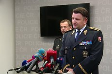 Tisková konference policejního prezidenta k dnešnímu zásahu policie