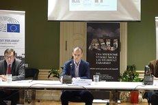 Europoslanec Petr Ježek (za ANO) o imigrační krizi