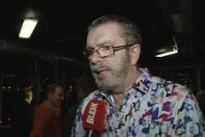 Richard Müller o tříletém synovi: Chová se, jak kdybych nebyl jeho otec!