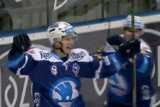 TOP góly týdne hokejové extraligy: David Sklenička
