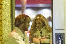 Tajné rande Borhyové a rybáře Vágnera! Podívejte se, jak vrkali na večeři!