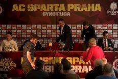 Máme nejsilnější tým za několik let, věří si Sparta