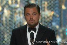 DiCaprio má Oscara a řekl: Globální oteplování je skutečné