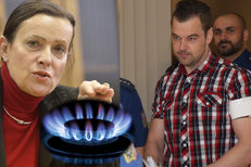 Vitásková chce levnější plyn. A Kramný se na svobodu nedostane