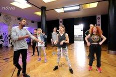 Hana Holišová trénuje jako Michael Jackson