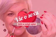 Gábi se nebojí zeptat: Co dělat, abychom byly se sexem spokojené