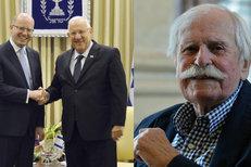 Sobotka v Izraeli kritizoval Evropu. A smrt Adolfa Borna i exmanžela Žilkové!!
