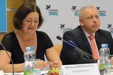 Poslankyně Langšádlová: Svět kolem nás se změnil, radikalismus narůstá