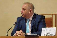 Ministr vnitra Milan Chovanec o propagandě