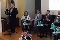 Lubomír Zaorálek na konferenci Krize, katastrofy, kolapsy: Jak jim může EU a Česko čelit?