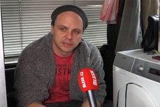 Rostislav Novák z La Putyky: Sám sobě jsem kaskadérem!