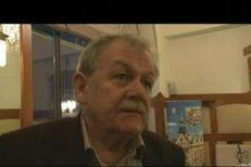 Rozhovor s Karlem Šípem při příležitosti křtu jeho knihy Kohout v akci
