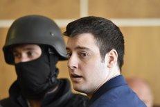 Doživotí pro Dahlgrena za masakr v Brně: Takhle reagoval na rozsudek