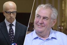 Zeman drtil europoslance Teličku: Já si nic nenakradl, ale on...!