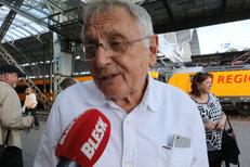 Smutný Jiří Menzel: Nikdo o mě nestojí! Nemám práci!