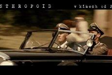 Hollywoodský trhák Anthropoid o atentátu na Heydricha jde do kin! Podívejte se na film o natáčení!