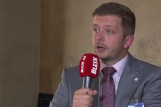 Vít Rakušan (STAN): Mohl více bojovat s dluhem Kolína?