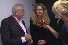 Jiří a Olga Menzelovi o společném (ne)žití: Proč spolu nebydlíme?