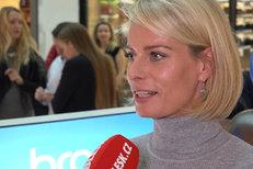 Kristina Kloubková: Bude mi 40, přestala jsem kouřit! Bojím se, že nakynu!