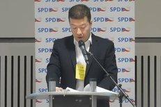 Tomio Okamura vyhlásil útok na voliče. Chce 10 procent hlasů či víc