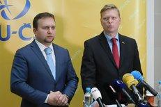 Bělobrádek vzkázal koaličním partnerům: Některé ministry bych vyměnil