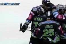 Liberec - Mladá Boleslav: Parádní akci si střihl Hyka a otevřel skóre, 0:1