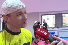 Kryštof Michal: Učím se boxovat tak, abych nikoho nepraštil!