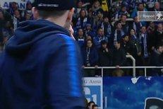 Kometa Brno - Sparta: Emoce na konci druhé třetiny! Ondřej Němec diskutoval s rozhodčím