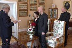 Ondřej Soukup se tajně oženil! Vzal si dlouholetou milenku Lucii Šoralovou