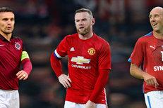 Koller hodnotí útočníky: Nejlepší Lafata, Krmenčík jako Rooney