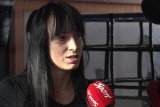 Česká jednička v MMA Pudilová: Pomáhá mi, když mě muži při tréninku nešetří