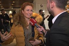 Krásná Pavelková nevychytala oblečení: Na luxusní akci jako do lesa!