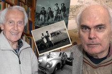 Syn cestovatele Miroslava Zikmunda (97): Tátu jsem jako dítě znal jen z knížek!