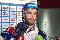 Vondrka zpět v reprezentaci: Těším se, až si zas zahraji mezinárodní hokej