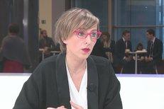 Europoslankyně Dlabajová: Mladým Evropanům chybí motivace v práci